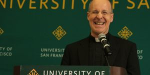 Father James Martin at the University of San Francisco